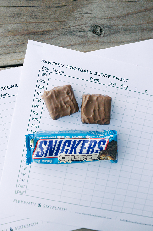 SNICKERS® and Fantasy Football
