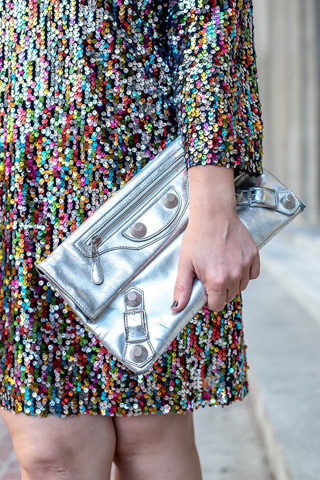 Holiday Dresses: The Sequin Dress