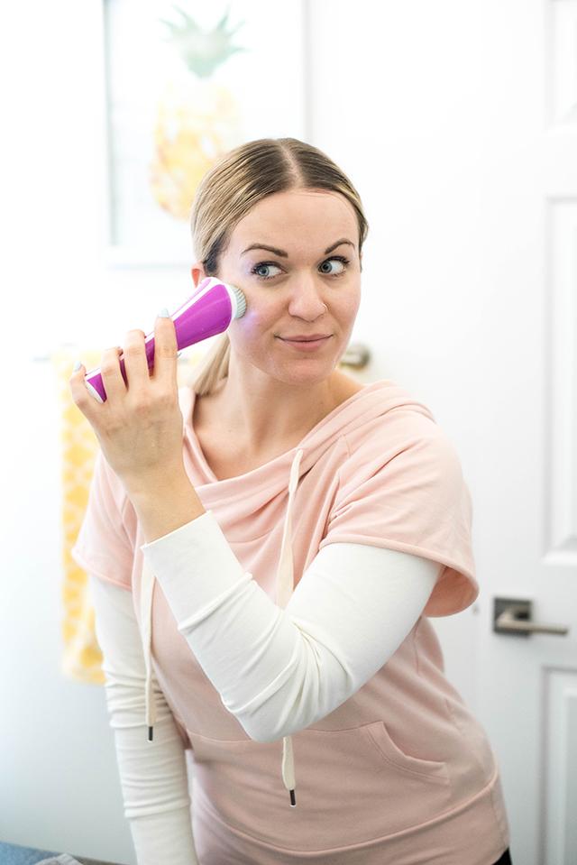 Remington Facial Cleansing Brush