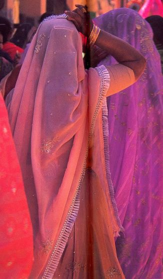 Indian Women (Vía Pinterest)