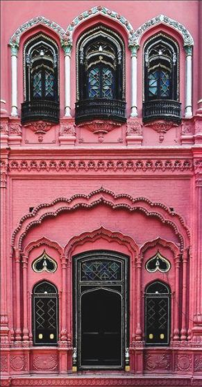 Indian Architecture (Vía Pinterest)
