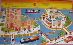 livre fille 5 ans sur Paris