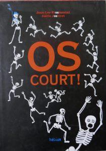 livre pour apprendre le squelette aux enfants