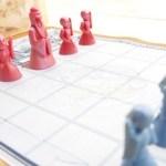 Otinama, jeu de plateau 2 joueurs, stratégie.