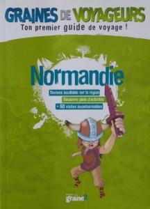 Visiter la Normandie avec son enfant