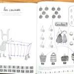 cahier activités Montessori enfants 4 ans