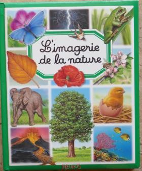 mini encyclopédie sur la nature pour les jeunes