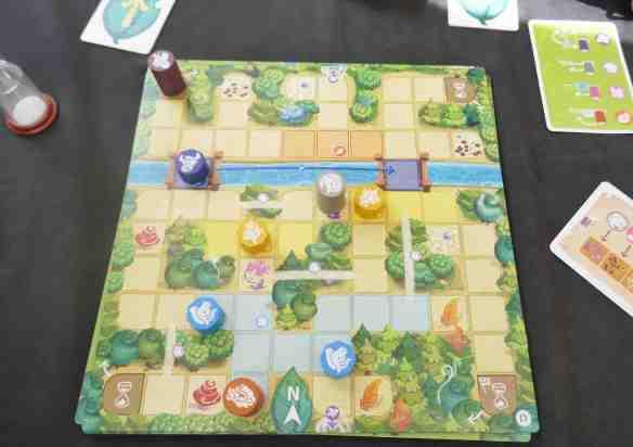 Règles du jeu Magic Maze Kids. jeu société familial intelligent enfants