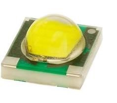 Dome type LED