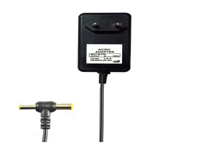 Power supply adapter for Wi-Fi router