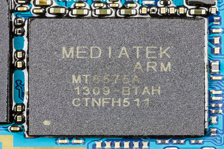 Microprocessor for Tablets