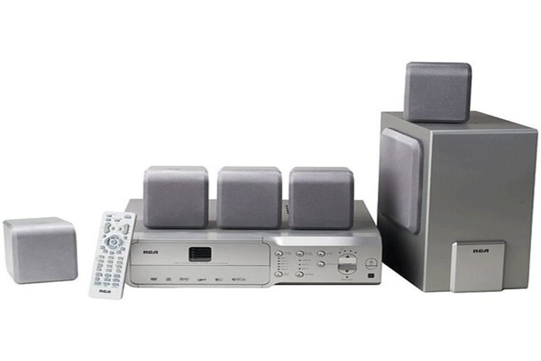 Complete home theater system