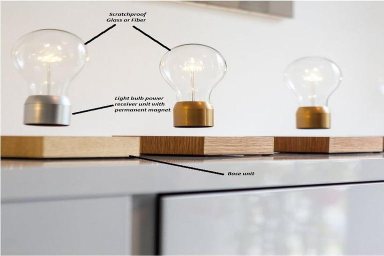 What is Levitating Bulb