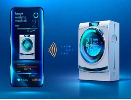 How does a Smart Washing Machine work?