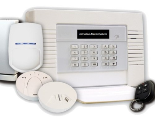 How does an Intruder Alarm system work?