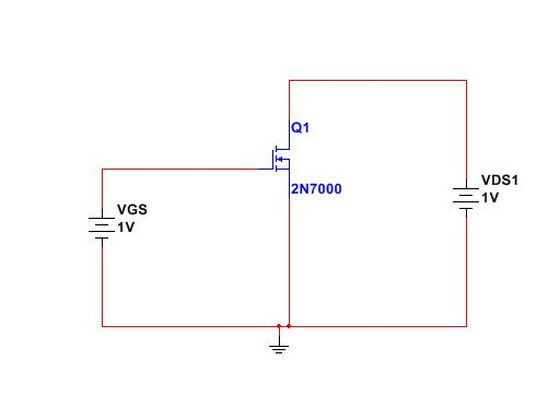N Channel Mosfet Characteristics