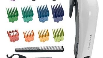 Ahorra más de un 25% en el cortapelos Remington ColourCut en Amazon España: solo cuesta 20 euros