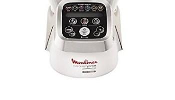 Moulinex Cuisine Companion Robot de cocina + Accesorio Cortador