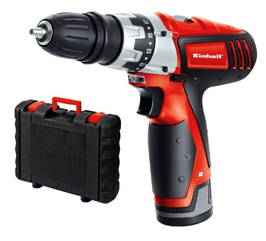 Einhell_Taladro_sin_cable