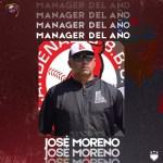 El Mánager del Año es José Moreno. Lo demás es logros para Cardenales
