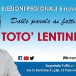 Totò Lentini forza italia