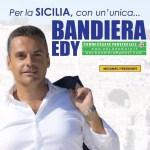 Edy Bandiera Forza Italia Musumeci
