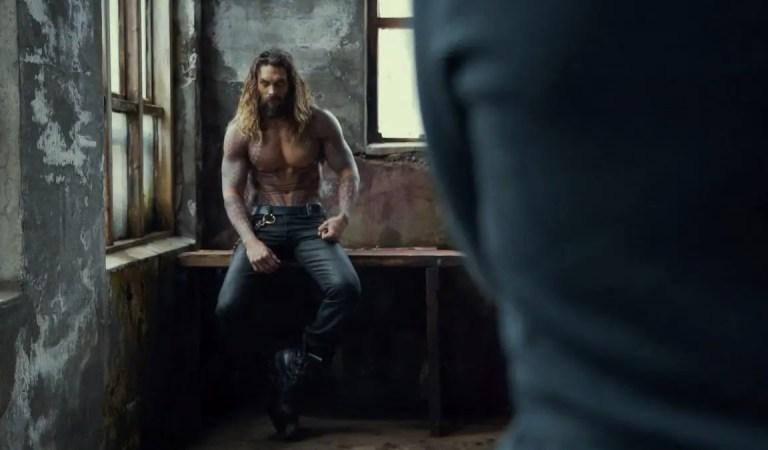 Jason Momoa revela detalles de Aquaman 2