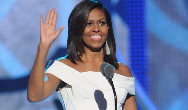 ¡OMG! El costoso y extravagante look de Michelle Obama que encendió las redes ??