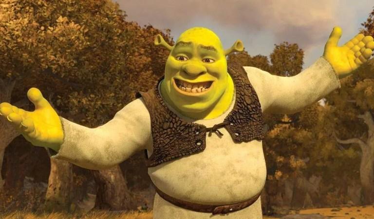 Películas de la saga «Shrek» son declaradas patrimonio nacional de Estados Unidos