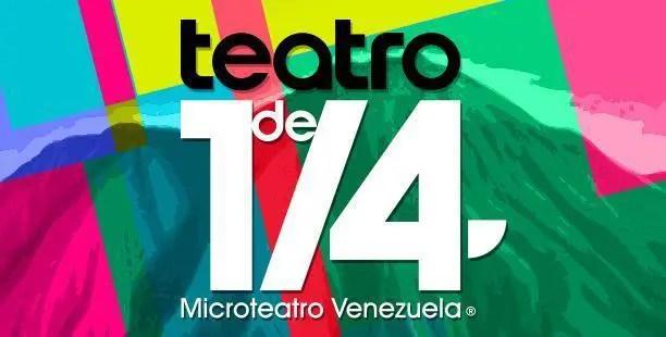¿Nada que hacer este sábado? Atrévete a vivir la experiancia del Teatro de 1/4 en Microteatro Venezuela ?