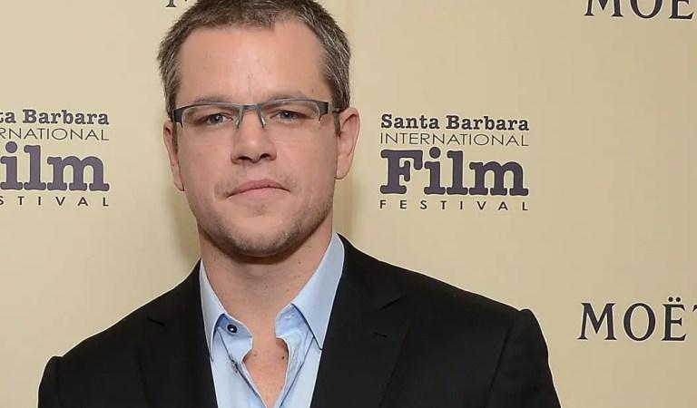 Matt Damon casting para dos películas de Batman