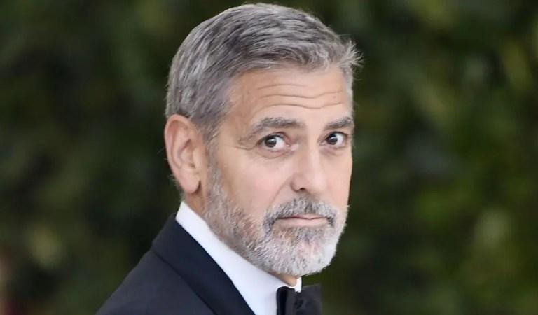 George Clooney se apunta a otra película pero como director
