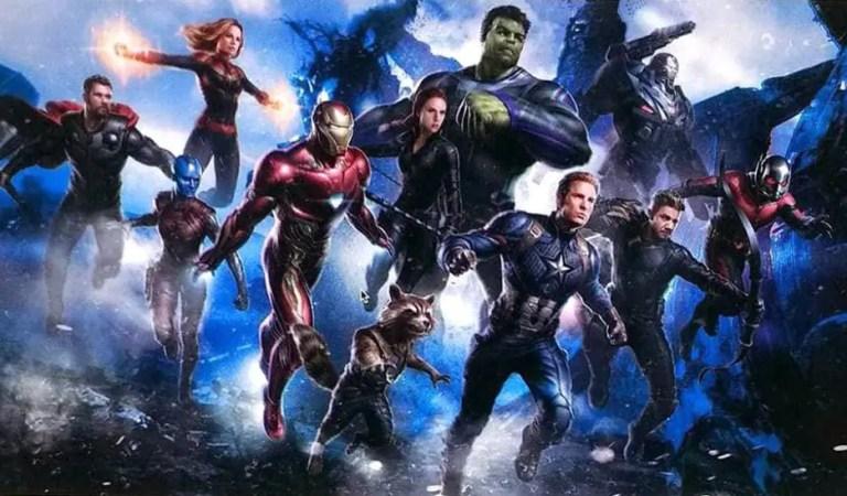 La era de Ultrón habría confirmado el título oficial de Vengadores 4