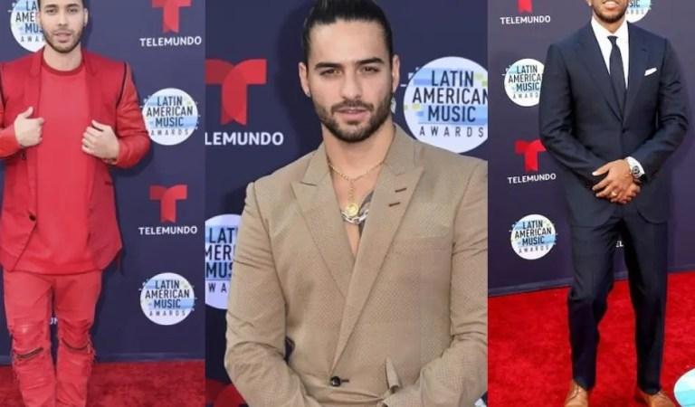 Ellos fueron los más guapos de los Latin American Music Awards 2018 ??