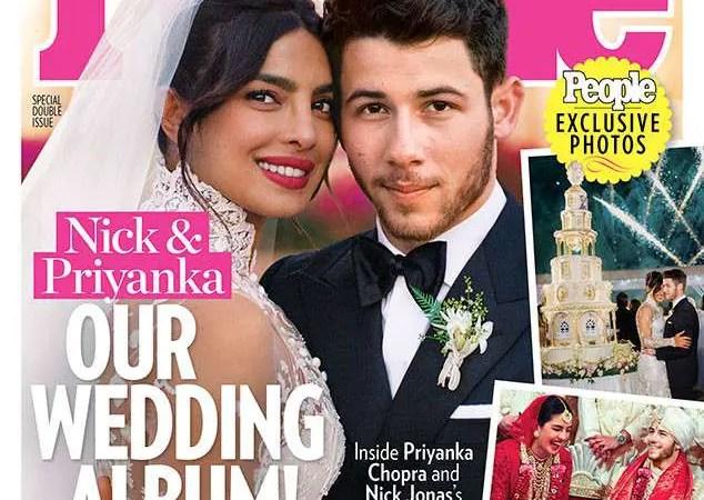#LaFotoDelDía – Nick Jonas y Priyanka Chopra protagonizan nueva edición de People ????