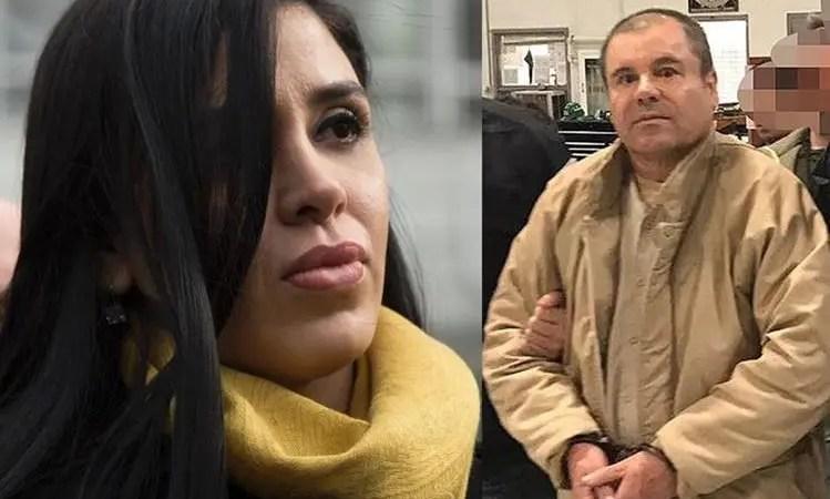 En pleno juicio revelan fuertes mensajes íntimos del Chapo con su mujer y sus amantes ?