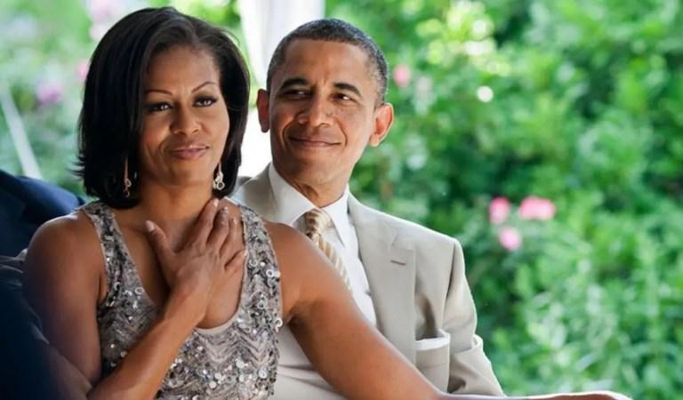 Barack a Michelle Obama por su cumpleaños: «Somos tal para cual» ?❤
