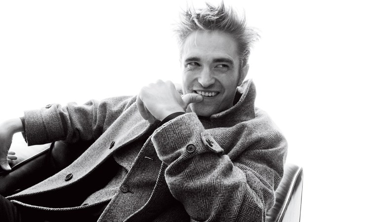 Robert Pattinson hizo el casting para ser el nuevo Batman después del festival de Cannes