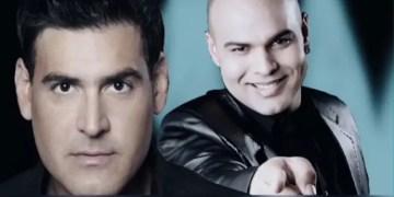 Roberto Messuti y Omar Enrique