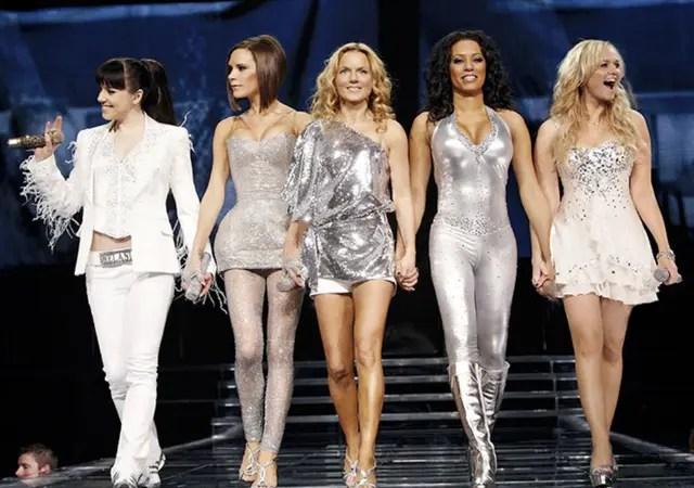 Spice Girls se reúnen para celebarar el mes del orgullo LGBTQ+