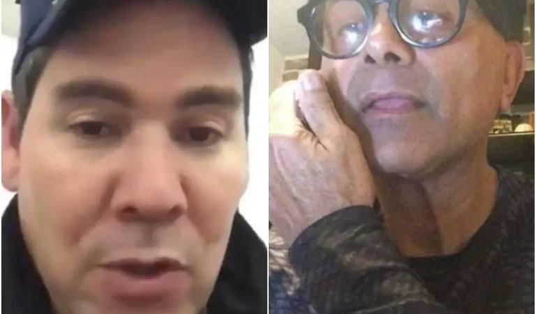 Winston Vallenilla asegura que «sacará de las drogas» a Franklin Virgüez ??