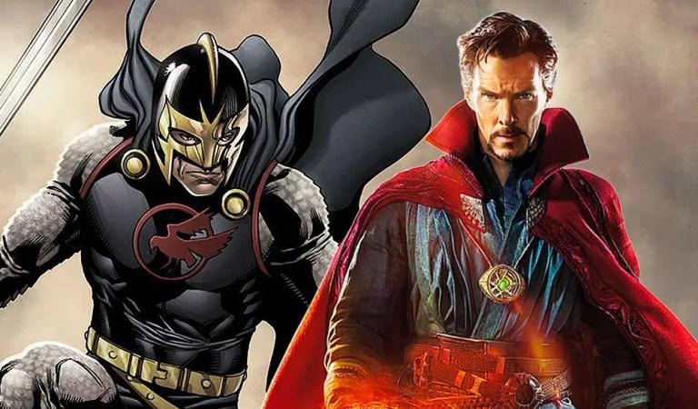 Kit Harington y su personaje de «Caballero Negro» pudieron haber participado en la película de Doctor Strange