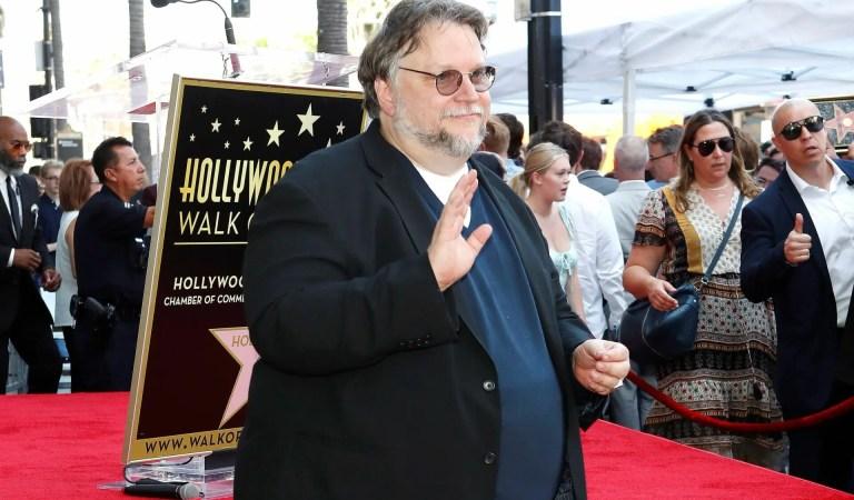 Guillermo del Toro recibió su estrella en el Paseo dela Fama de Hollywood