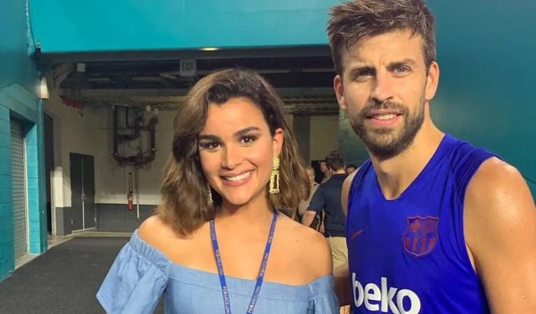 Así le enseñó a dominar el balón el hijo de Shakira a Clarissa Molina [+VIDEO]