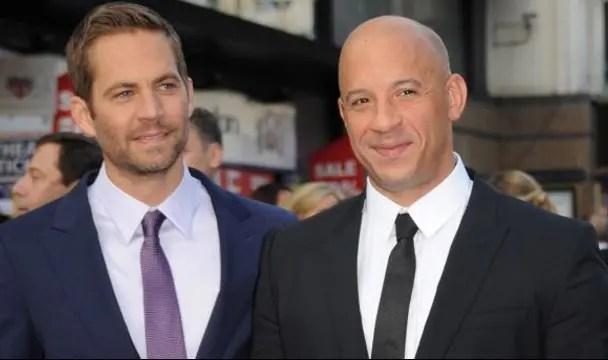 Vin Diesel celebra el cumpleaños de Paul Walker en un emotivo post