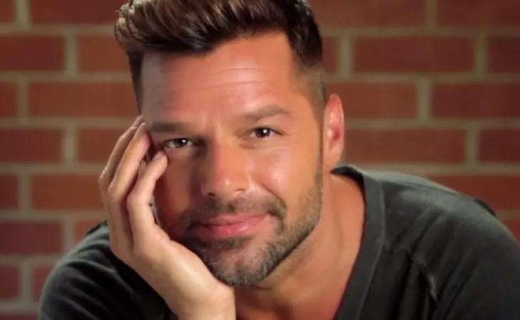 Criticaron a Ricky Martin tras mostrar su nuevo rostro 💉🧔🏻♂️