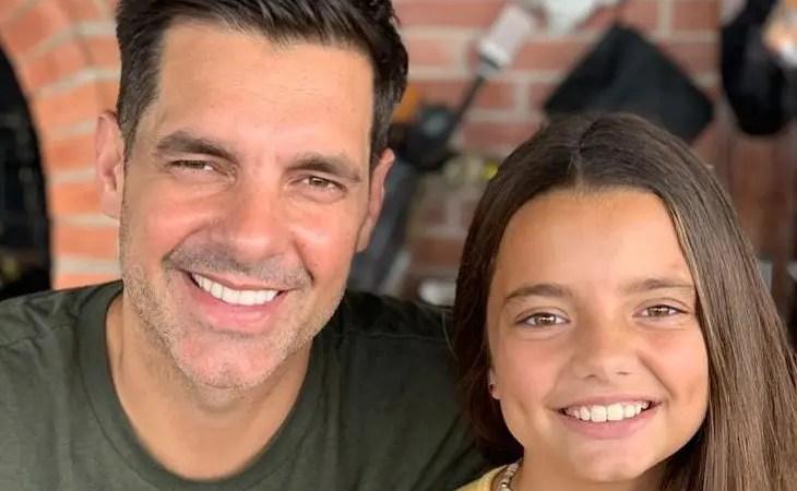 La conmovedora fotografía de Cristóbal Lander, su hija y Jencarlos Canela???