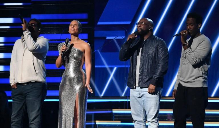 ¡Para llorar! El sentido homenaje a Kobe Bryant en los premios Grammy [VIDEO]