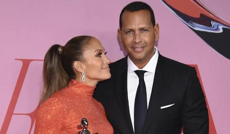 Jennifer Lopez y Alex Rodríguez confirmaron el fin de su relación 💔👰🏽♀️