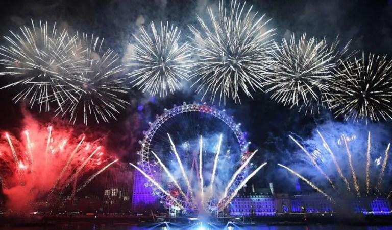 ¡Feliz Año Nuevo! Así celebró el mundo la llegada del 2020 [FOTOS]??